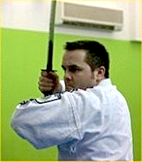 Sensei Lee Bywater